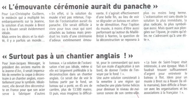Démantèlement du Clemenceau et Colbert... - Page 6 Jda_210