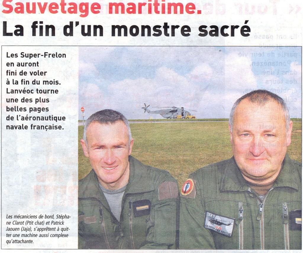 [Aéronavale divers] SUPER FRELON - Page 9 Sf_110