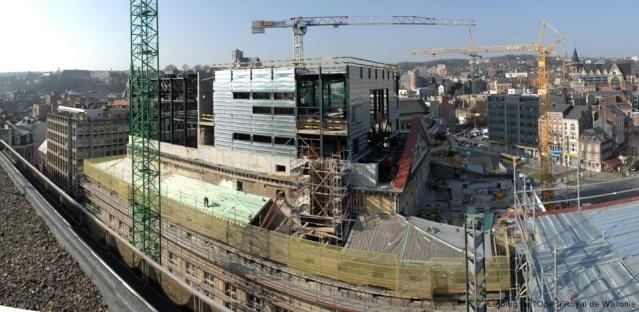 Théâtre de la Monnaie à  Bruxelles 0210