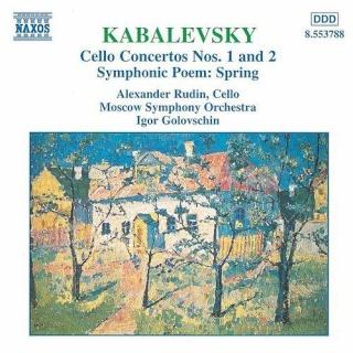 Dmitry Borisovich Kabalevsky (1904-1987) 500x5011