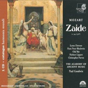 Zaide (Mozart, 1780) 51g6y810