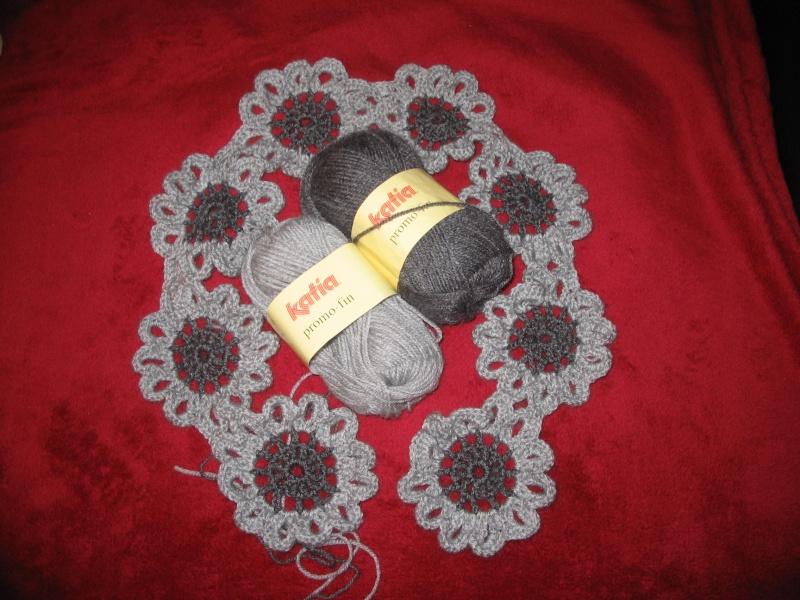 mon écharpe fleurs Img_1214