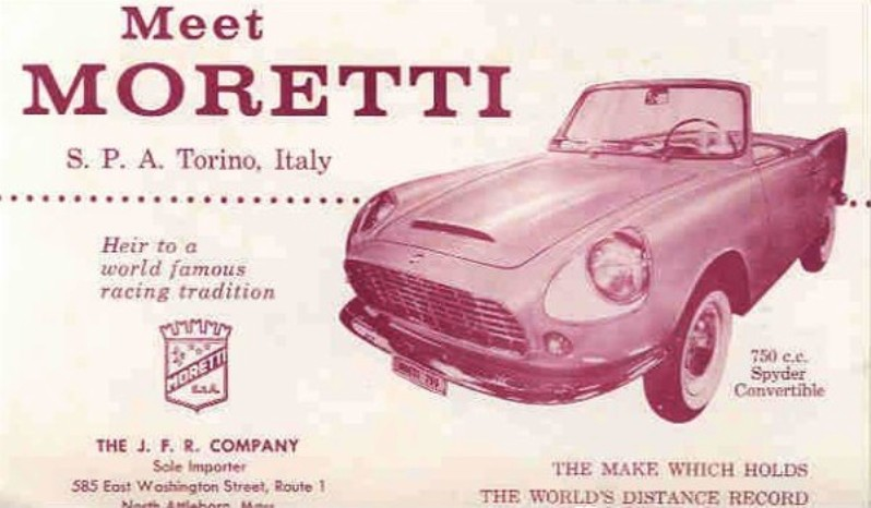 Autoworld - Italian Car Passion - Page 3 Morett13