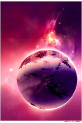 Découverte par l'astrogie