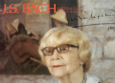 Bach : Suites anglaises, françaises et partitas pour clavier Il10