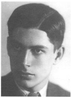 Un génie méconnu mort à 26 ans: Gideon Klein (1919-1945) Klein11