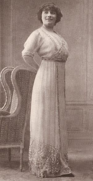 Quigg Edmond Baxter et Berthe Mayné Madame10