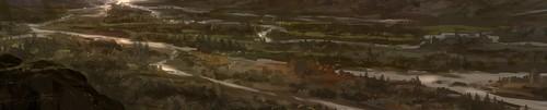 Plaines et routes Chemin10