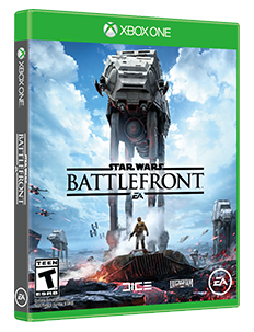 TEST - Star Wars Battlefront  Swbf11