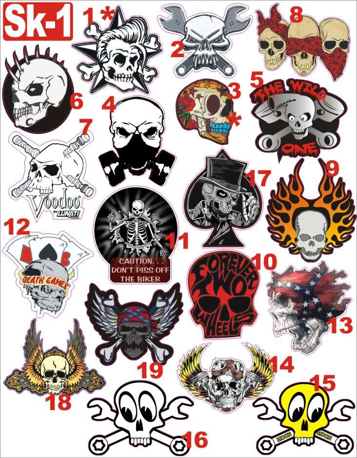 NIKO'S STICKERS (catalogue page 1) 0skull10