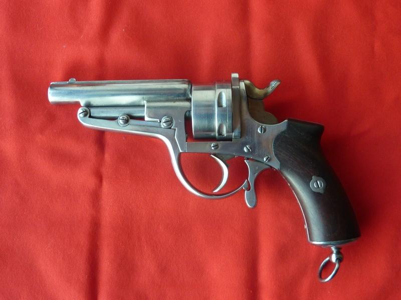 Revolver Galand modèle 1868 (2ème type) Galand10