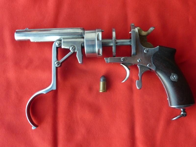 Revolver Galand modèle 1868 (2ème type) Galand13