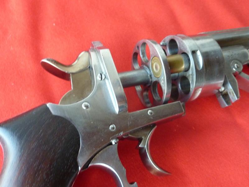 Revolver Galand modèle 1868 (2ème type) Galand14