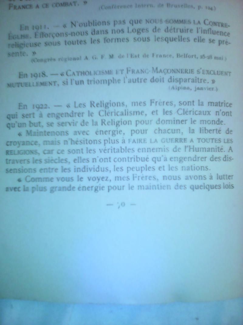 La dictature de la franc-maçonnerie sur la France, extraits inédits! Img_2015