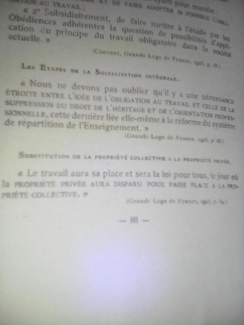 La dictature de la franc-maçonnerie sur la France, extraits inédits! Img_2028