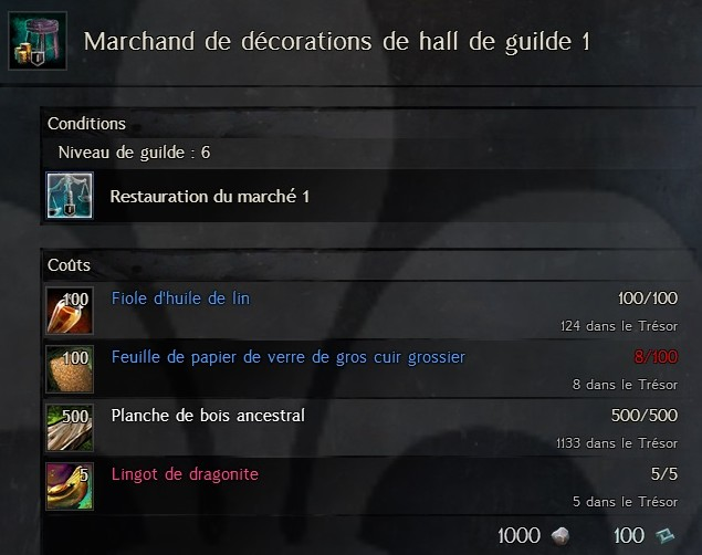 Marchand de décorations de hall de guilde 1 Dycora18