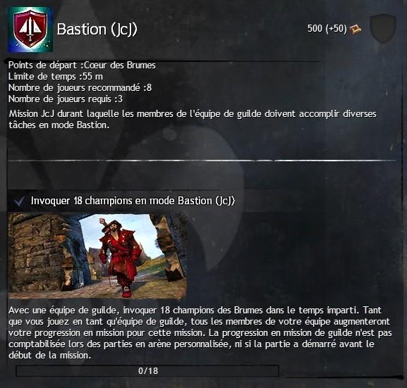 Missions de la semaine Missio19