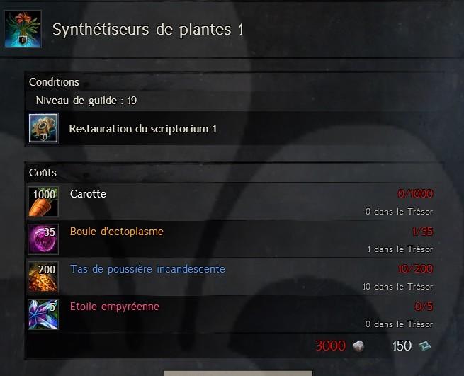 Synthétiseur de plante 1 Synthe37