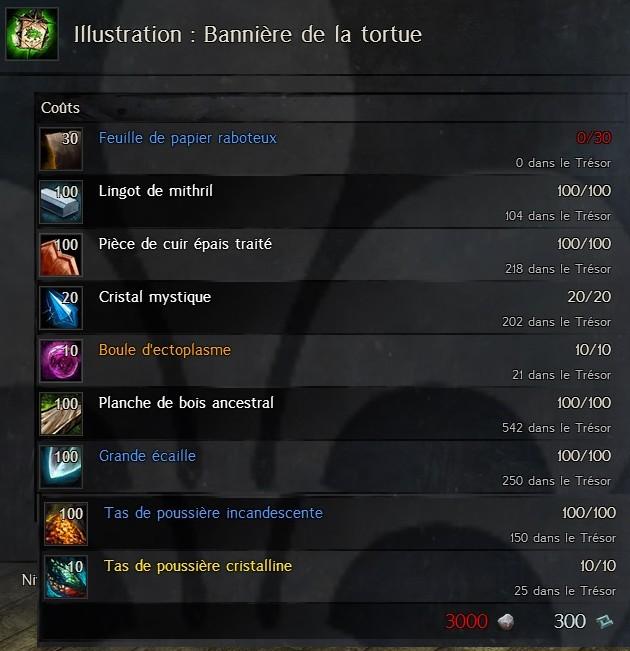 Illustration : Bannière de la tortue Tortue10