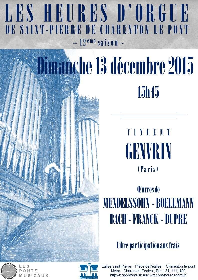 2015-12-13 - HEURES D ORGUE DE ST PIERRE DE CHARENTON Affich10