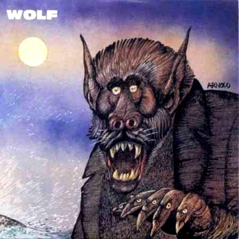 Wolf - Heavy Metal Suédois 2000-w10