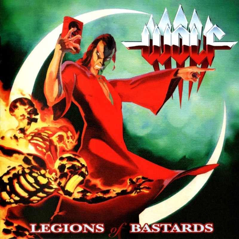 Wolf - Heavy Metal Suédois Legion10