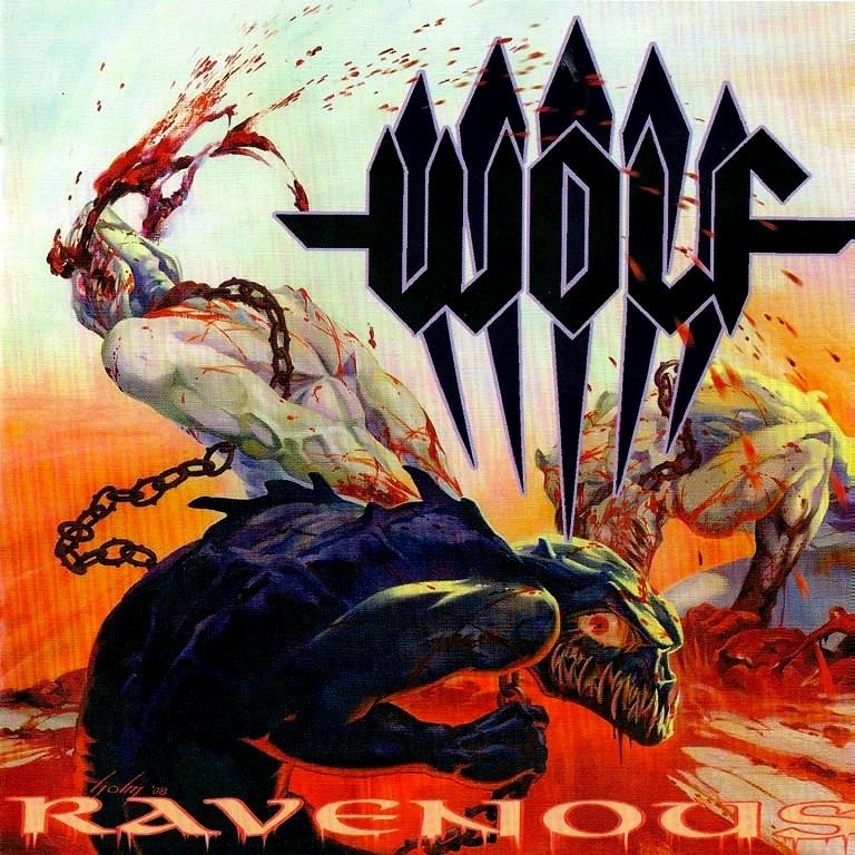 Wolf - Heavy Metal Suédois Raveno10