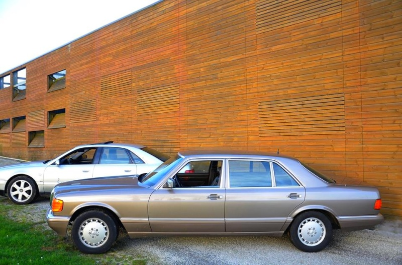Mercedes 500 SEL de 1988 - Page 2 12508910