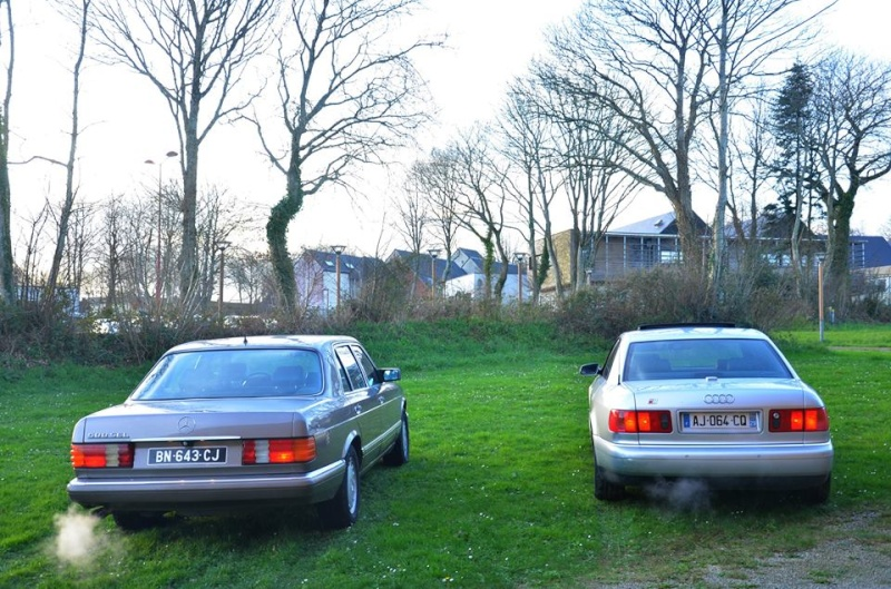 Mercedes 500 SEL de 1988 - Page 2 12642910