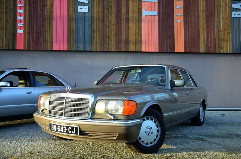Mercedes 500 SEL de 1988 - Page 2 12644710