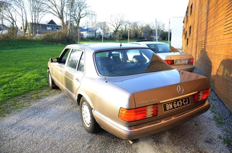 Mercedes 500 SEL de 1988 - Page 2 12644711