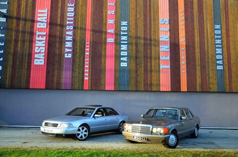 Mercedes 500 SEL de 1988 - Page 2 12645010