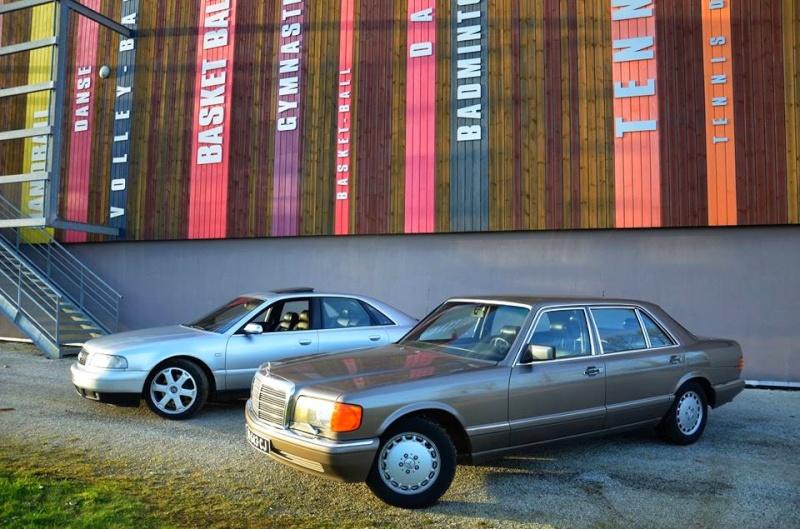 Mercedes 500 SEL de 1988 - Page 2 12651210