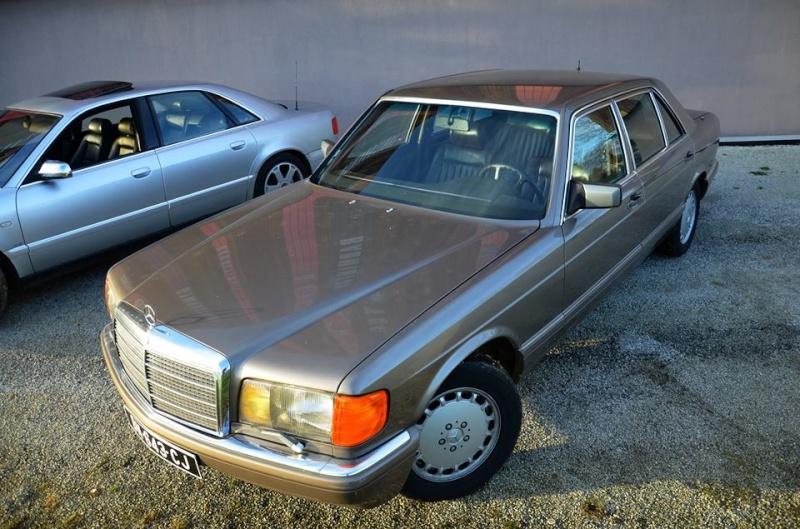Mercedes 500 SEL de 1988 - Page 2 12654510