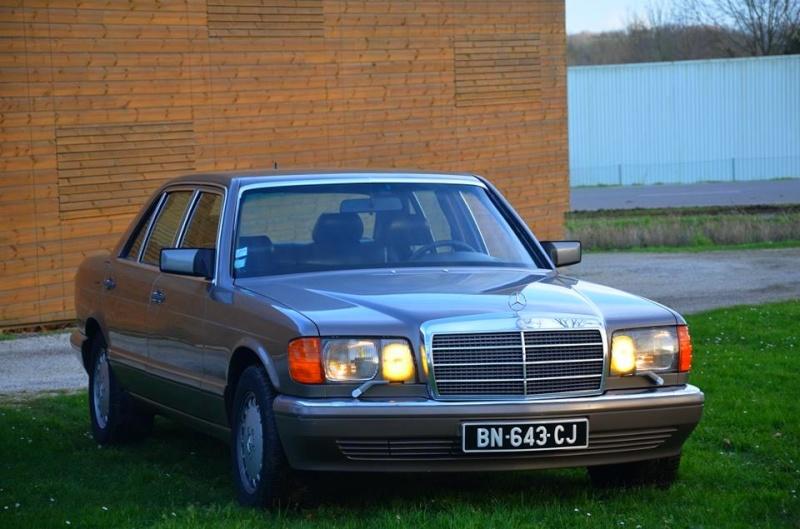Mercedes 500 SEL de 1988 - Page 2 12662510
