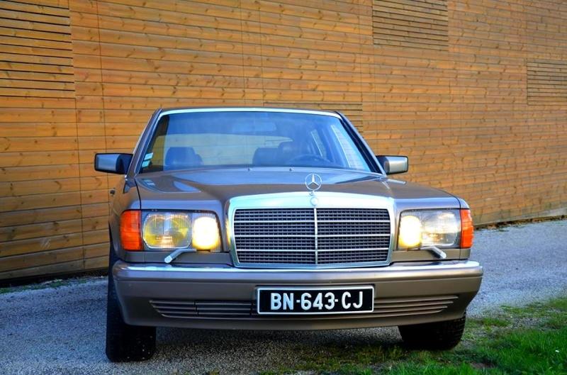 Mercedes 500 SEL de 1988 - Page 2 12670410