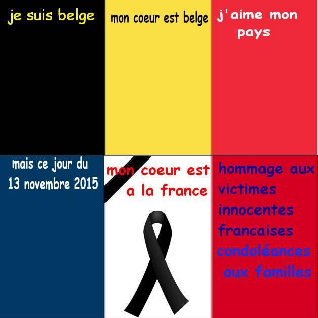 un KAWA en TERRASSE - Attentats Paris 12239710