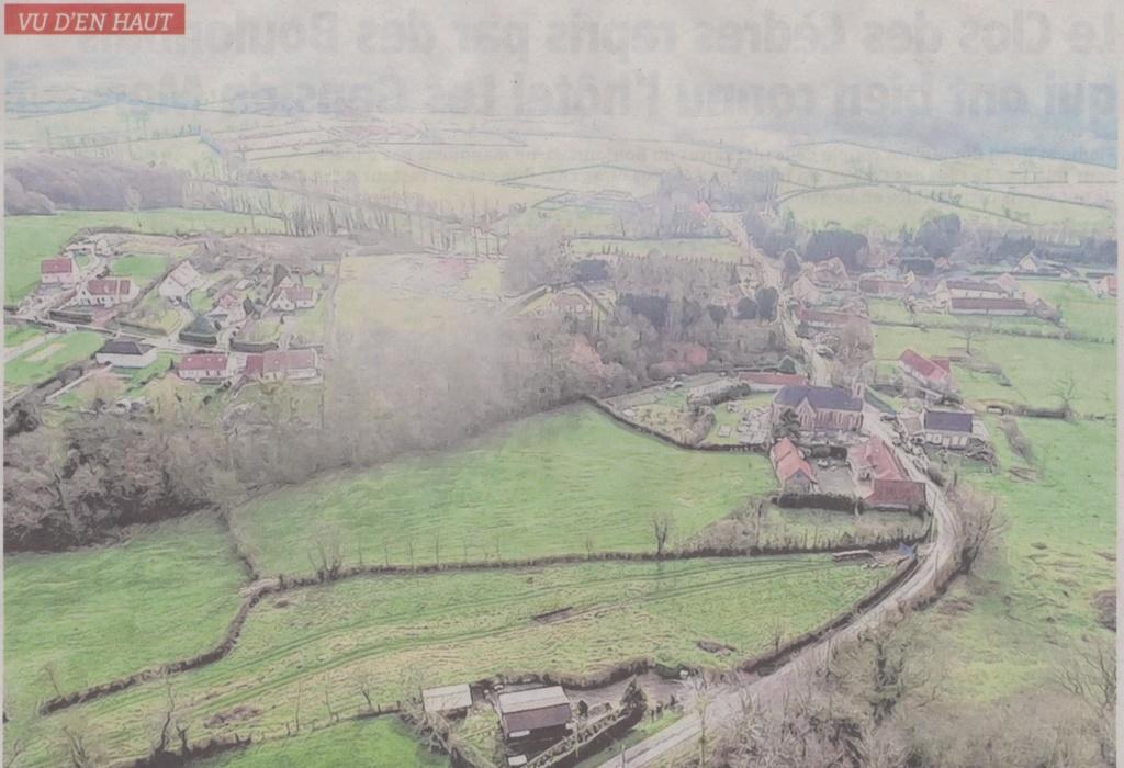 [Bournonville-canton de Desvres] Une commune dont l'histoire remonte à l'Antiquité  01211