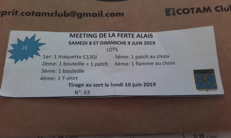 DEBRIEFING LA FERTE ALAIS 2019 . - Page 2 20190611