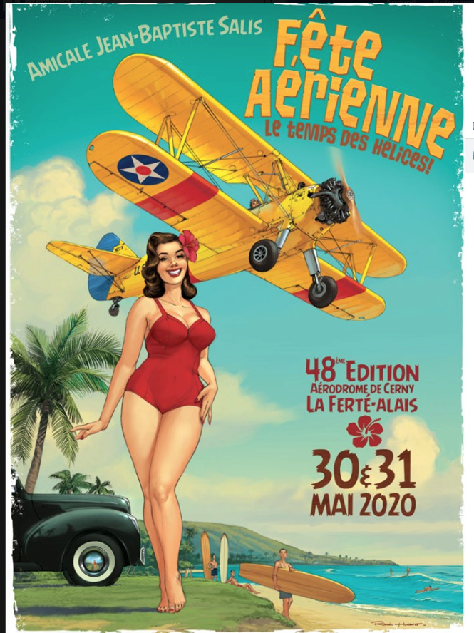 30 & 31 MAI: LA FERTE ALAIS 2020. Captu215