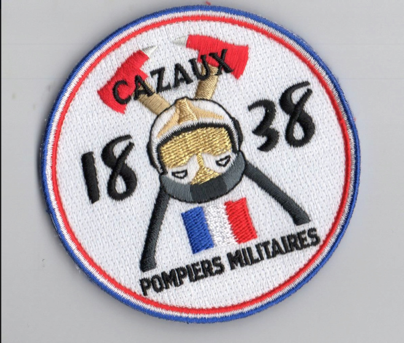 POMPIERS CAZAUX . Captu669