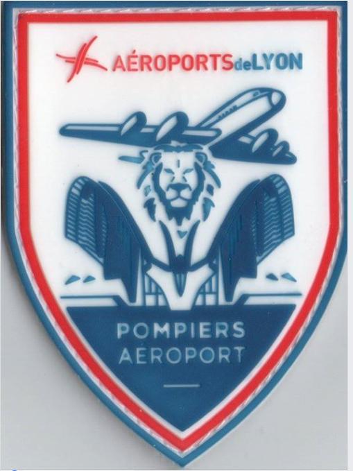POMPIERS DE LYON ST EXUPERY et SATOLAS  .  Captu896