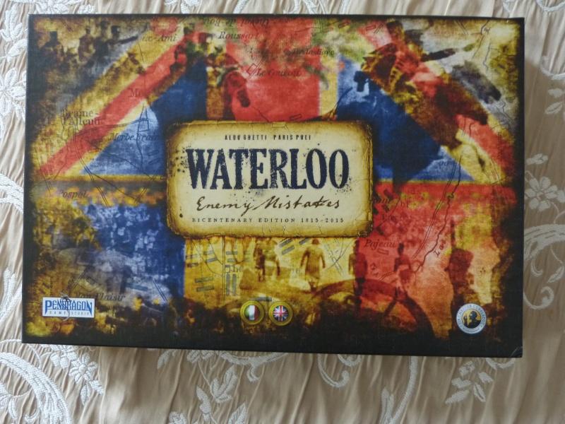 Waterloo Enemy Mistakes (Pendragon) P1030610