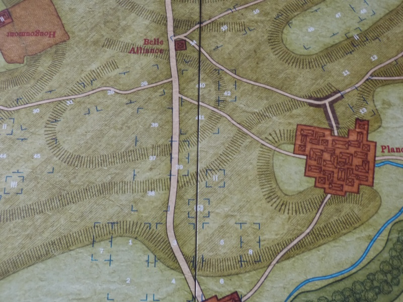 Waterloo Enemy Mistakes (Pendragon) P1030619