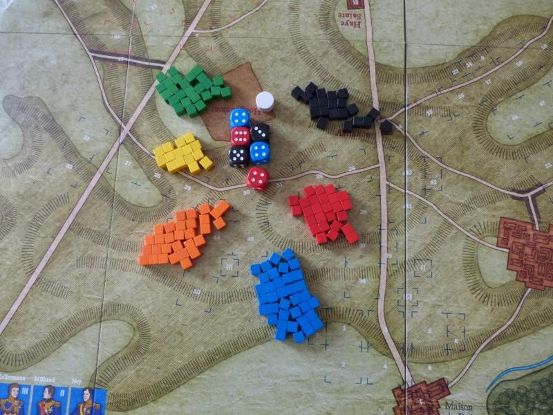Waterloo Enemy Mistakes (Pendragon) P1030620