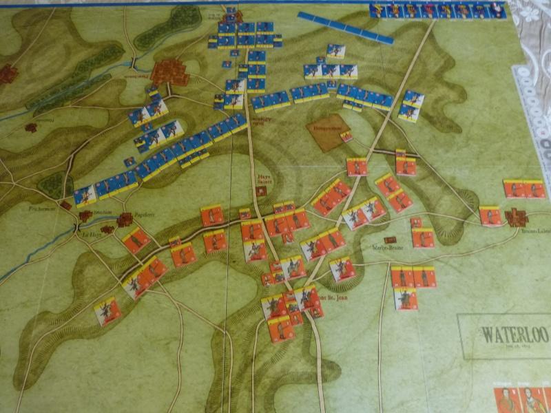 Waterloo Enemy Mistakes (Pendragon) P1030715