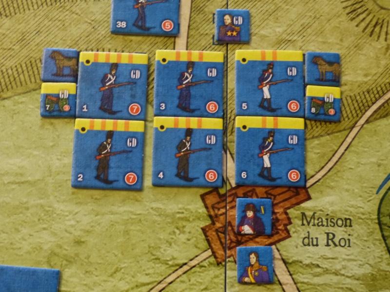 Waterloo Enemy Mistakes (Pendragon) P1030718