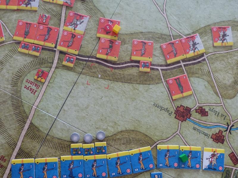 Waterloo Enemy Mistakes (Pendragon) P1030723