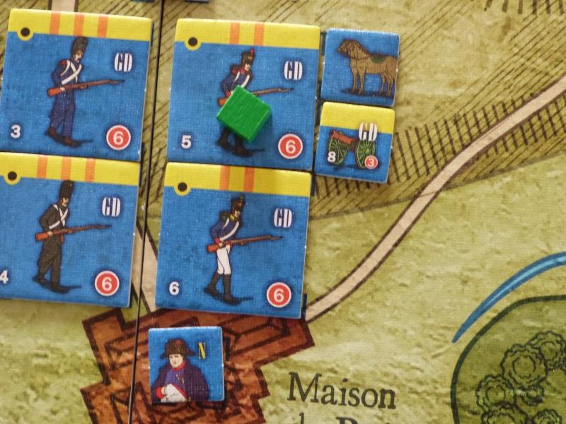 Waterloo Enemy Mistakes (Pendragon) P1030728