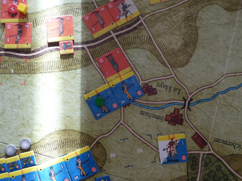 Waterloo Enemy Mistakes (Pendragon) P1030731